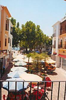 Restaurants and bars in Nerja